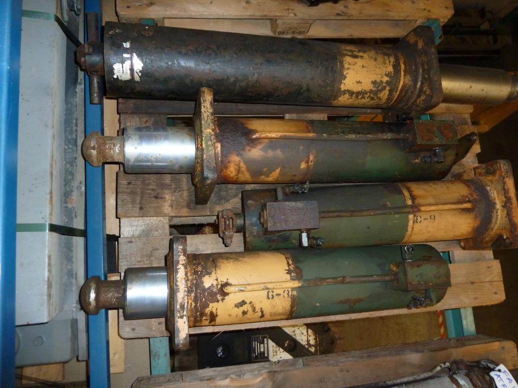 Grove TMS 300 ζυγοστάτες,κουτιά/κύλινδροι