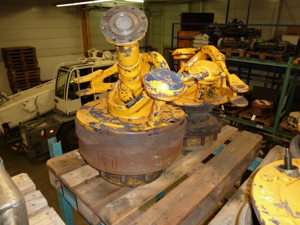 Krupp KMK 4070 Eixos