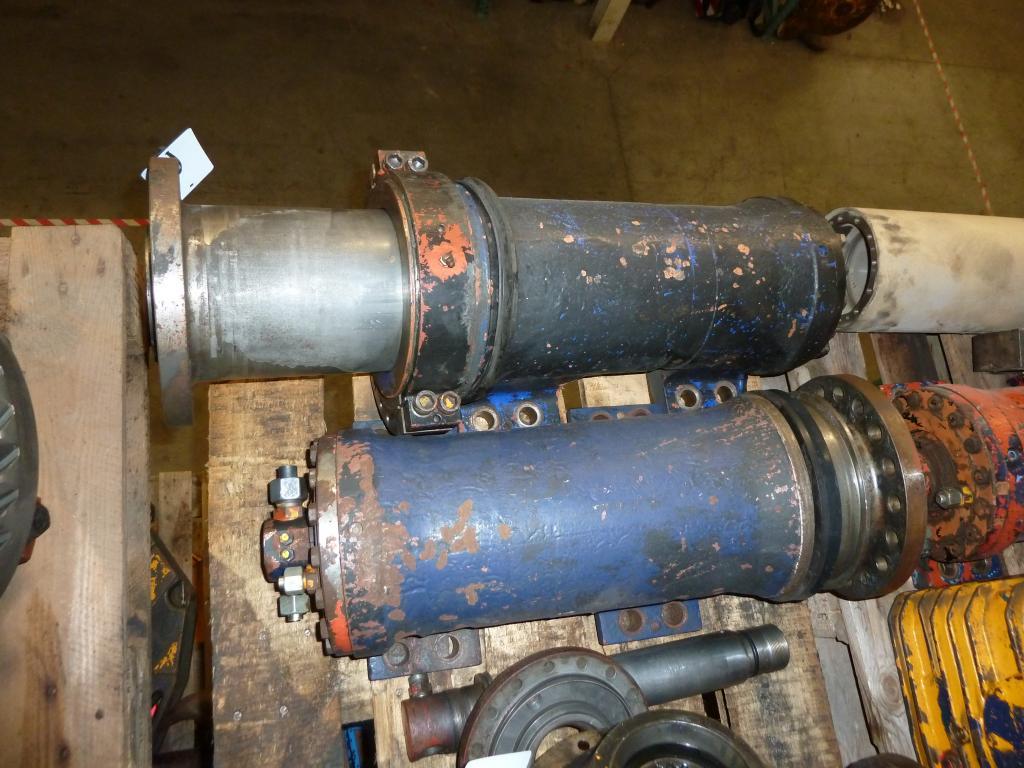 Krupp KMK 4070 Suspensions