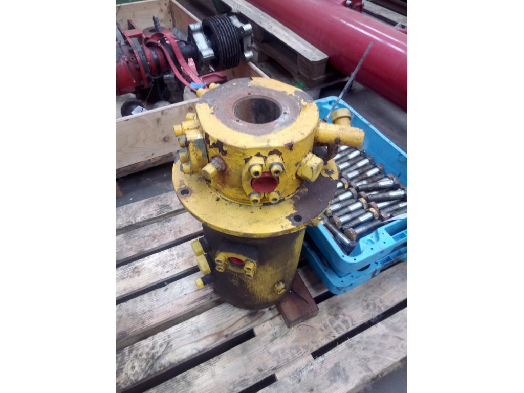 Grove GMK 3050 Sistema hidraulico
