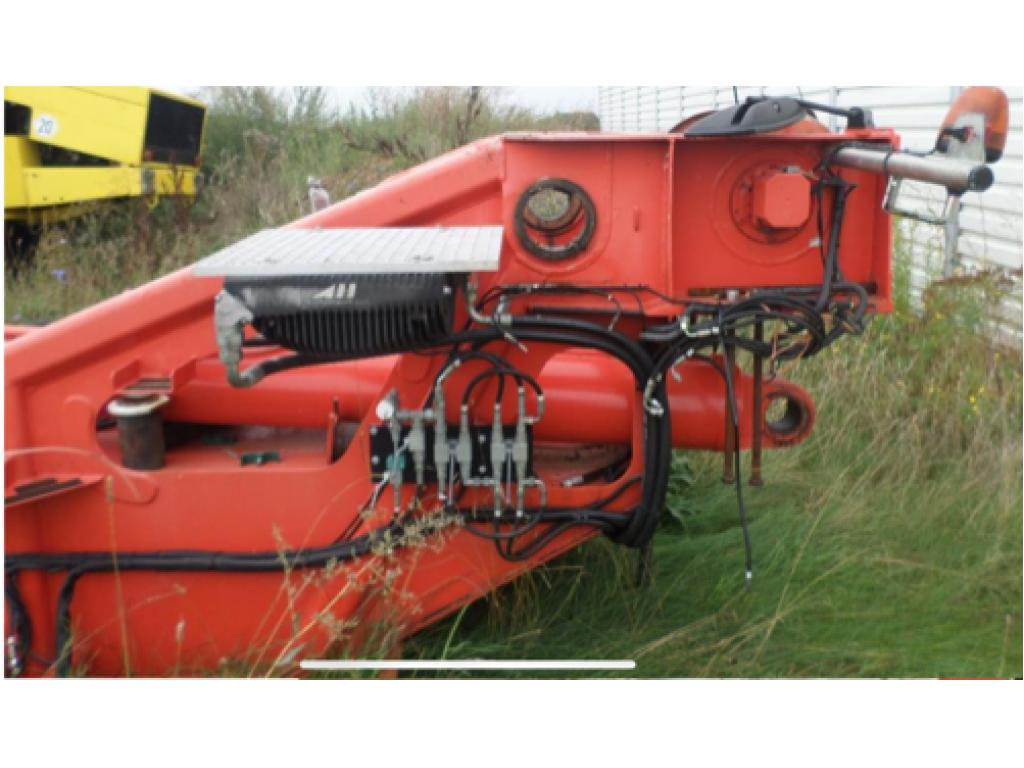 Grove GMK 3050-1 Sistema hidraulico