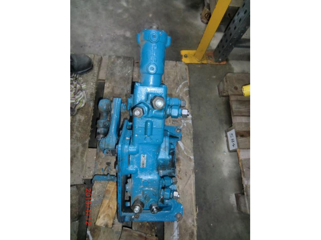 Faun ATF 70-4 Hydraulic Systems