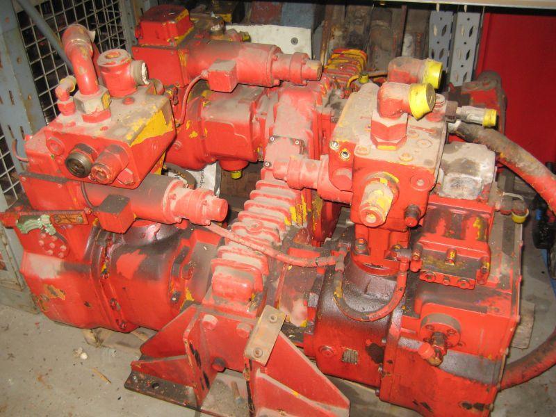Liebherr LT Hydraulic Systems