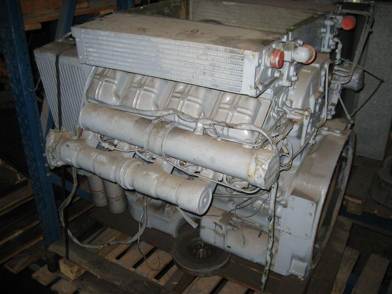 Deutz F8L 513 Engines
