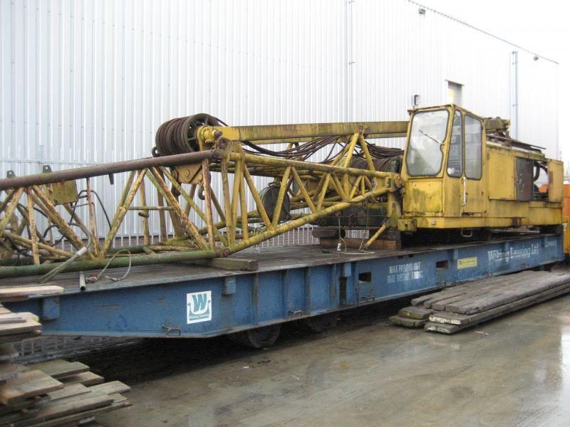 Demag TC 400 Superstructure