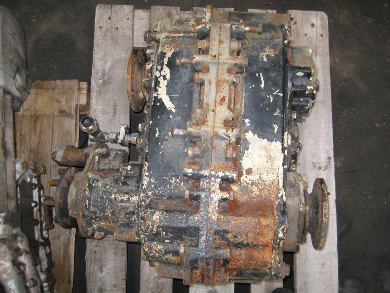Krupp 70 GMT korze na redukcje