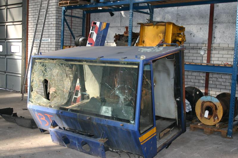 Demag AC 155 Cabines
