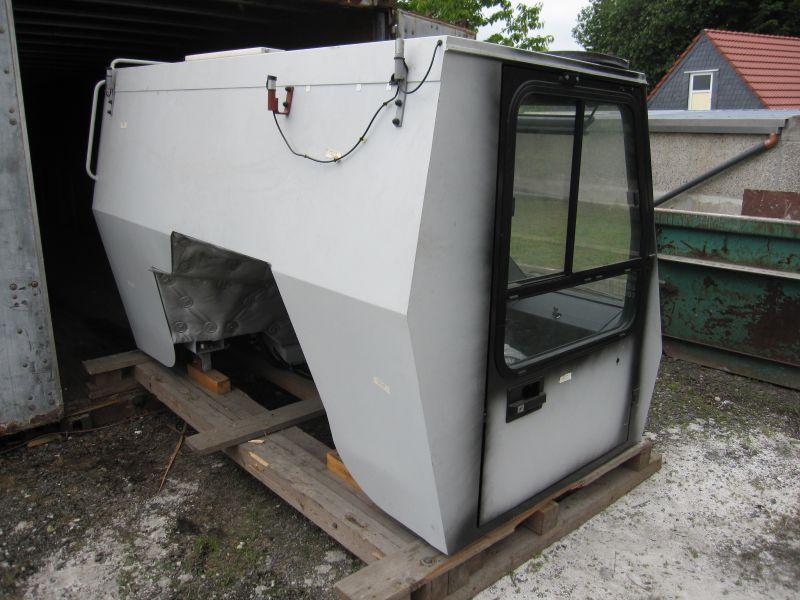 Krupp KMK 4070 Cabinas