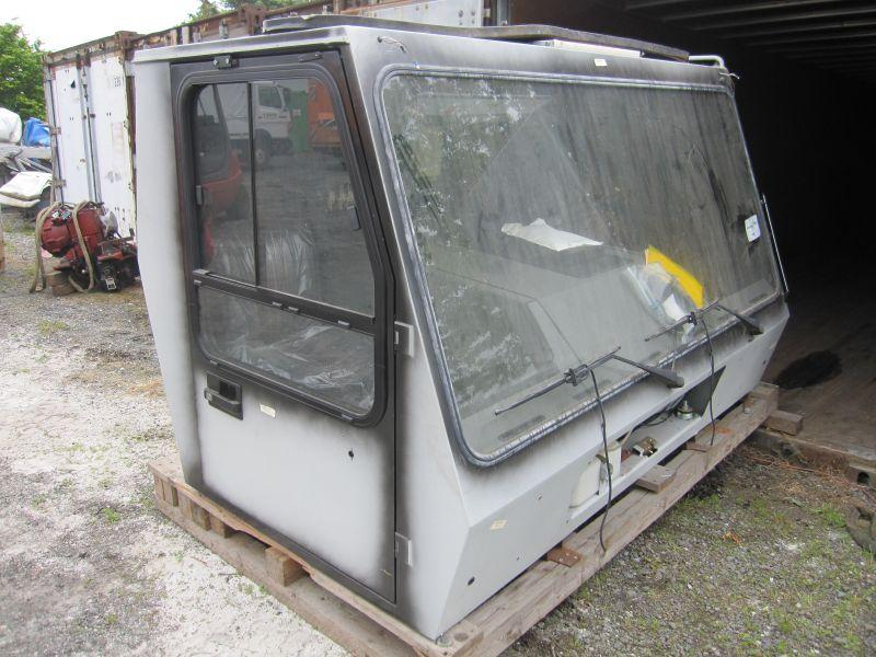 Krupp KMK 4070  Kabine