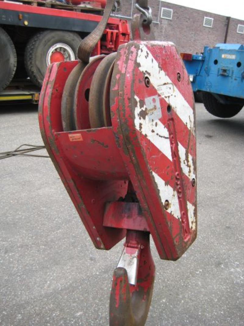 Hookblock 16 Ton Ganchos