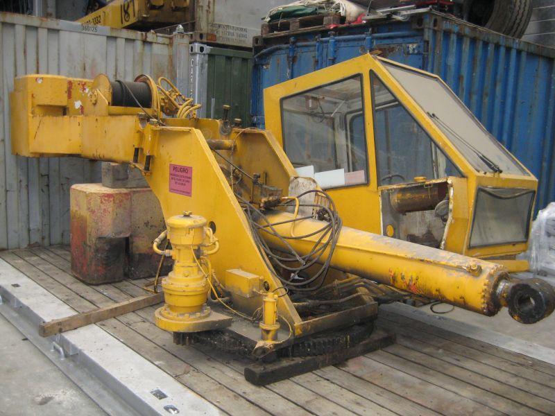 PPM 280 ATT Sovrastruttura