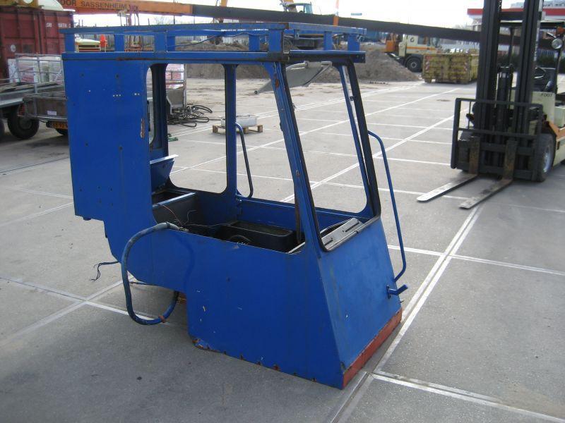 Demag HC 340 Кабины