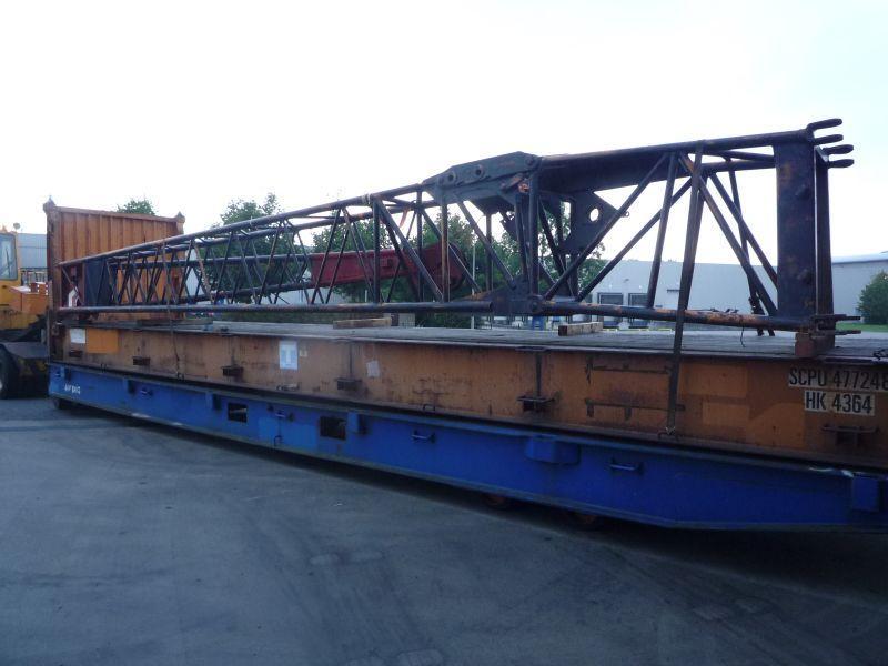 Krupp KMK 5160 segédgémek