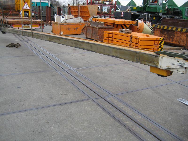 Liebherr LTM 1090-2 κύλινδροι