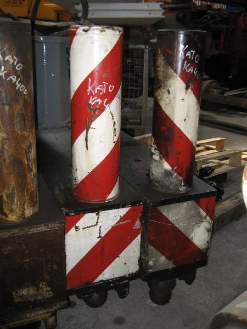 Kato KA 400 ζυγοστάτες,κουτιά/κύλινδροι