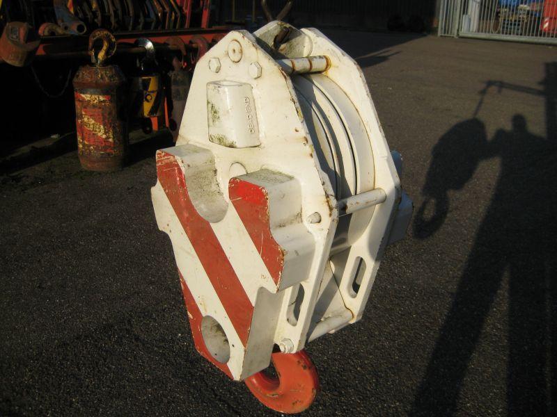 Hookblock 16 Ton haki /zawiesia
