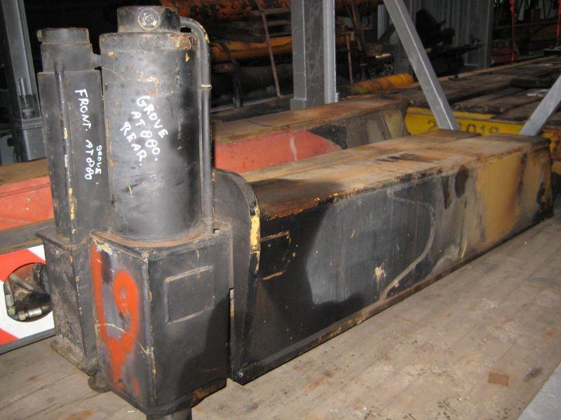 Grove AT 880 ζυγοστάτες,κουτιά/κύλινδροι