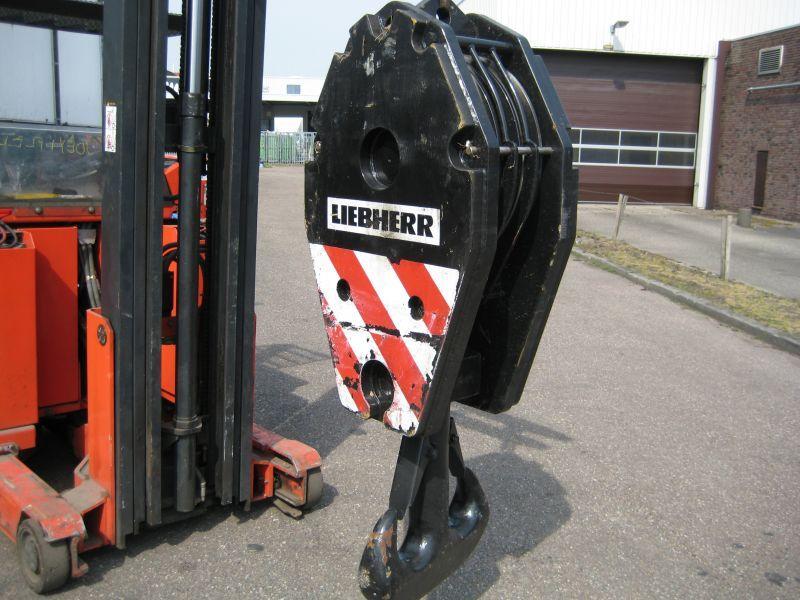 Liebherr 80 Ton Haken/Unterflasche
