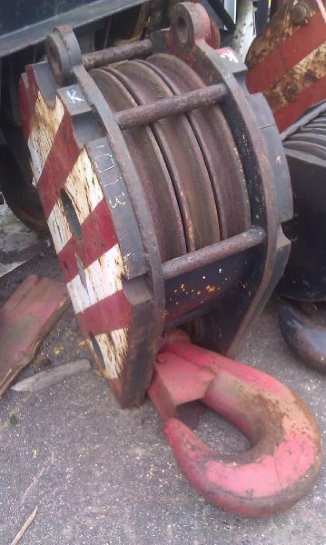 Hookblock 40 Ton άγκιστρο μπλοκ
