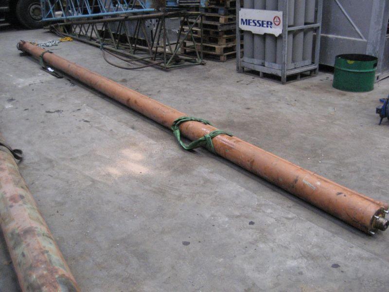 Liebherr LTM 1070 cylindry / tloki