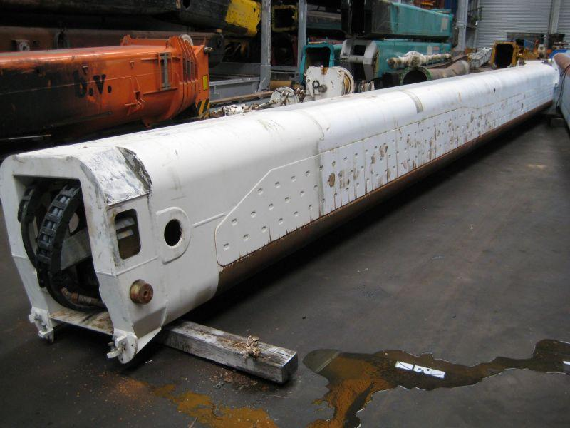 Demag AC 395 Boom Sections