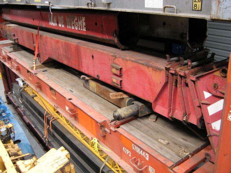 Liebherr LTM 1060 Boom Sections