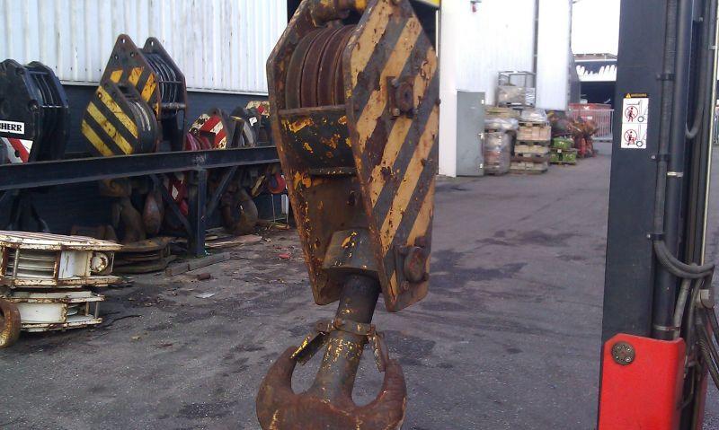 Hookblock 80 Ton haki /zawiesia