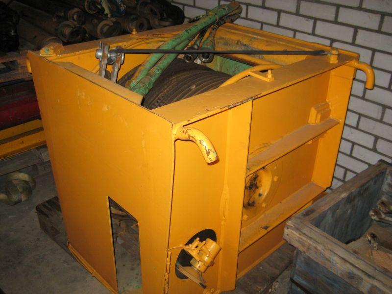 Krupp KMK 5100 Лебедки