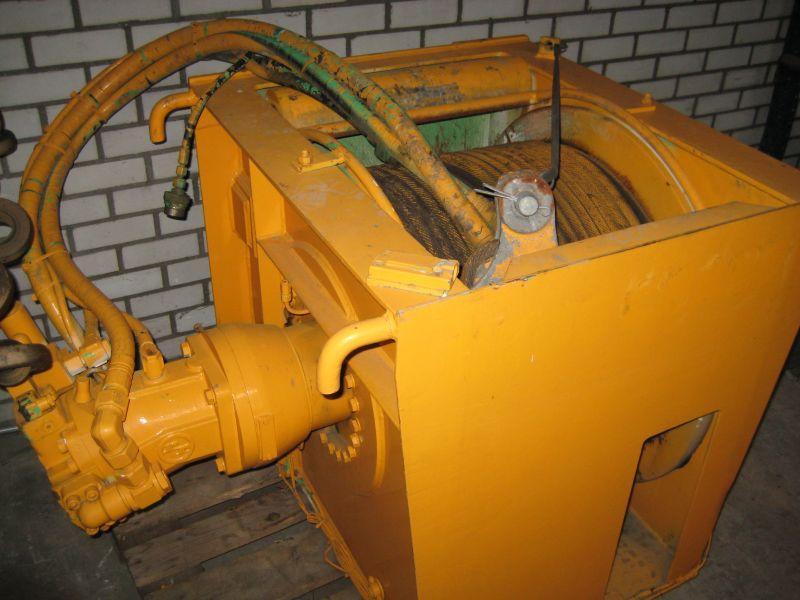 Krupp KMK 5100 Treuils
