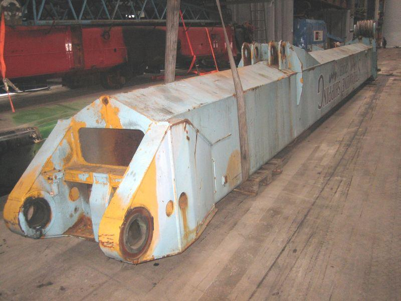 Liebherr LT 1090 Boom Sections