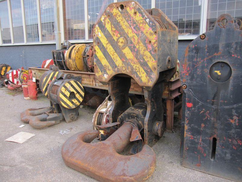 Hookblock 250 Ton Крюковая обойма