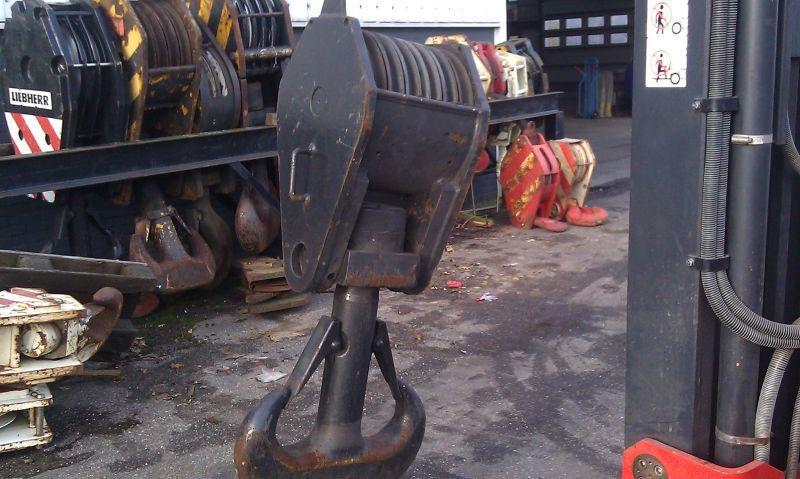 Hookblock 60 Ton haki /zawiesia