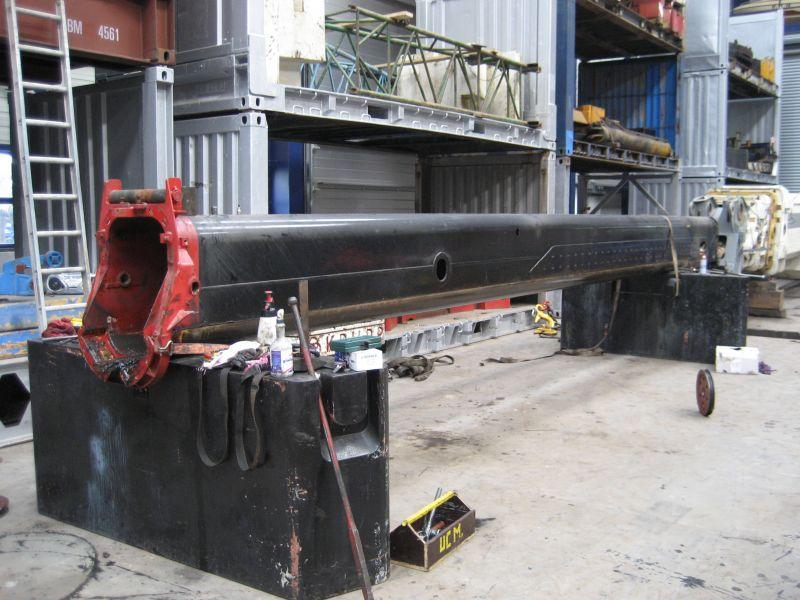 Demag AC 50 Boom Sections