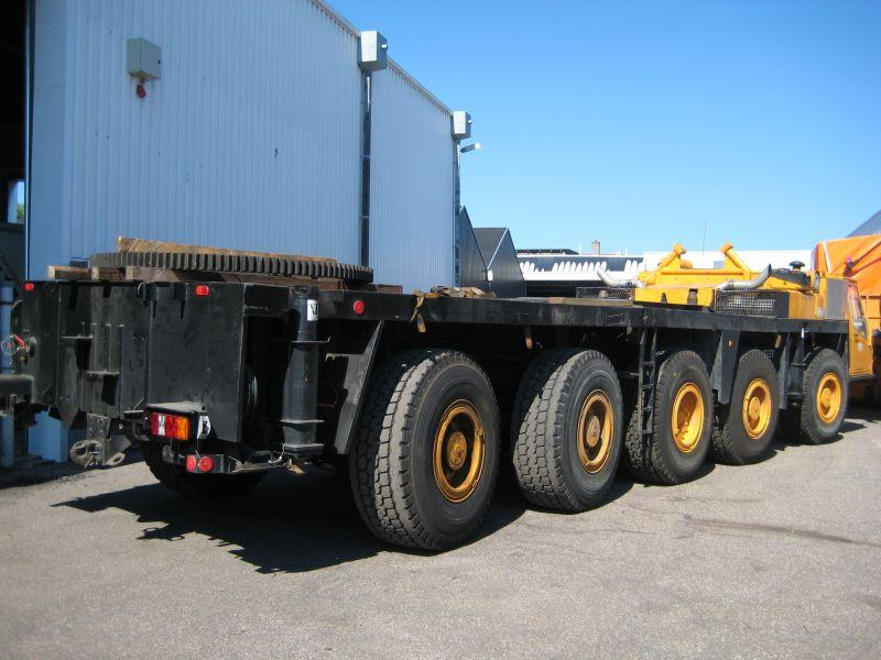 Krupp KMK 5100 Carriers