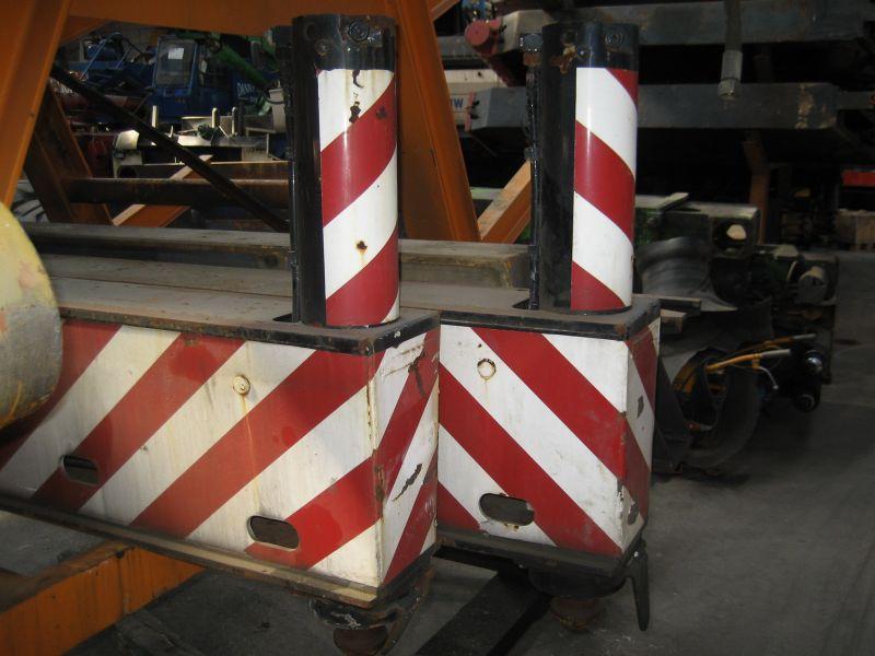 Faun ATF 60-4 ζυγοστάτες,κουτιά/κύλινδροι