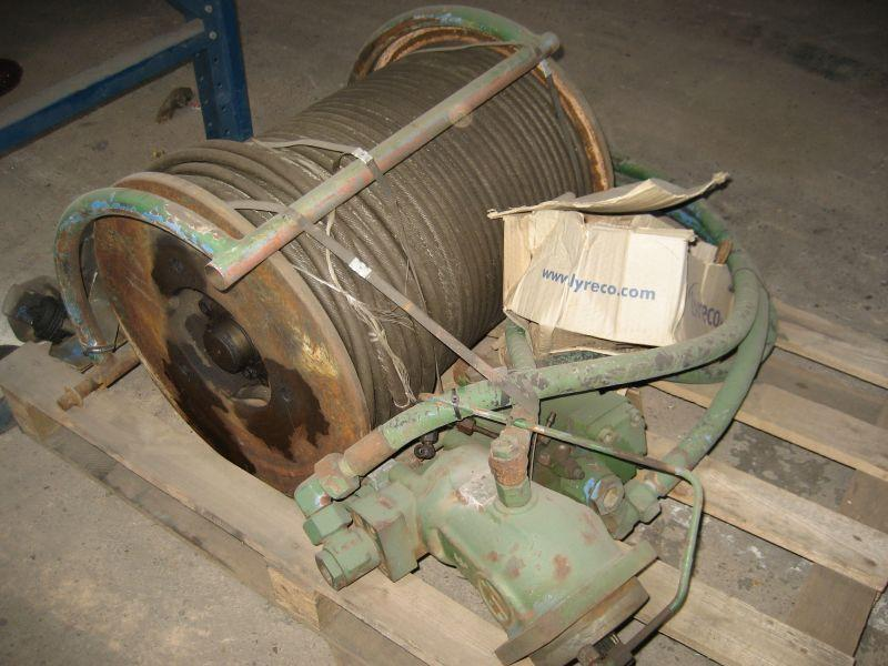 Krupp 70 GMT Winches