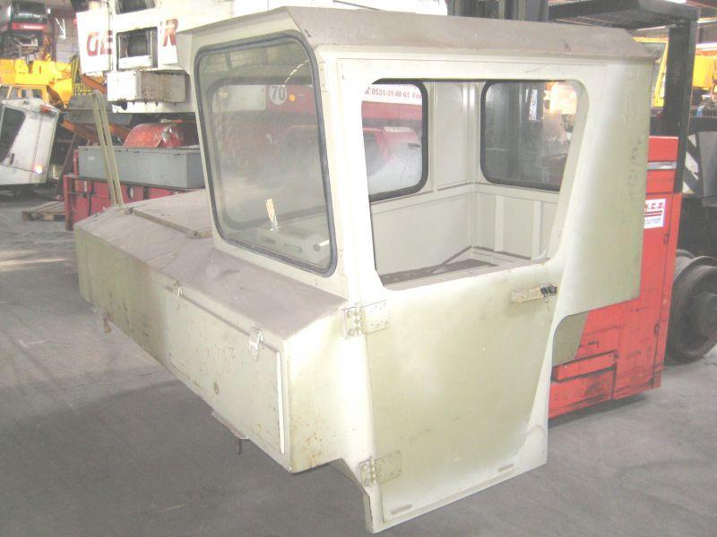 Faun RTF 30 Cabins