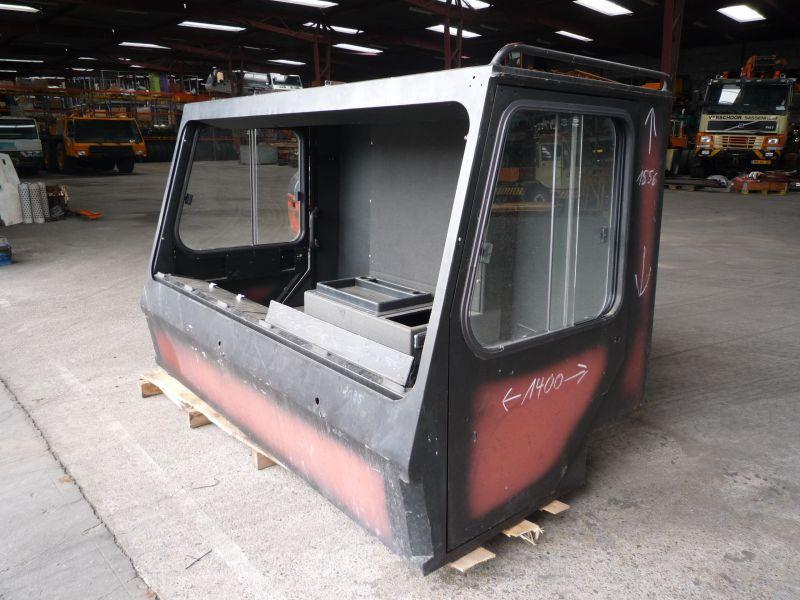 Krupp KMK  kabina