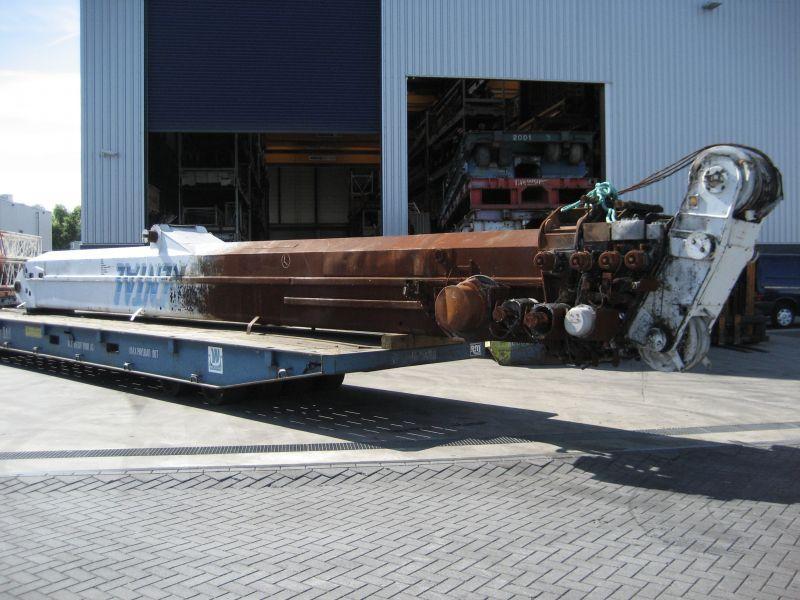 Liebherr LTM 1160 Ausleger