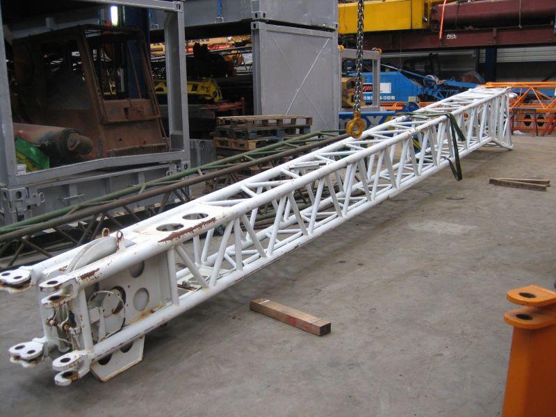 Liebherr LTM 1140 Extensões de lança