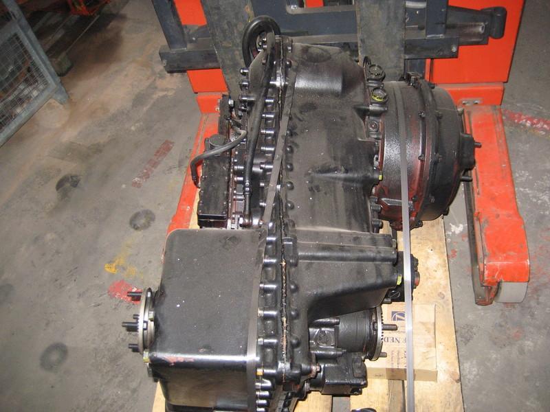 ZF 6 WG 210 Getriebe