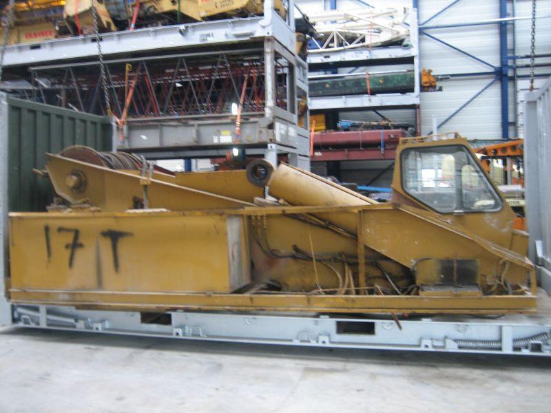 Liebherr LT 1120 Super estuctura