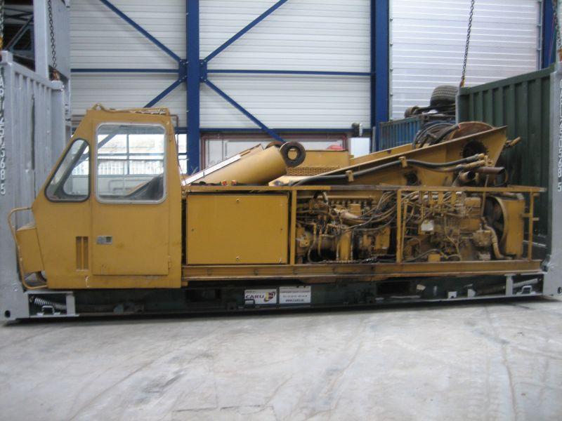 Liebherr LT 1120 byggnationer