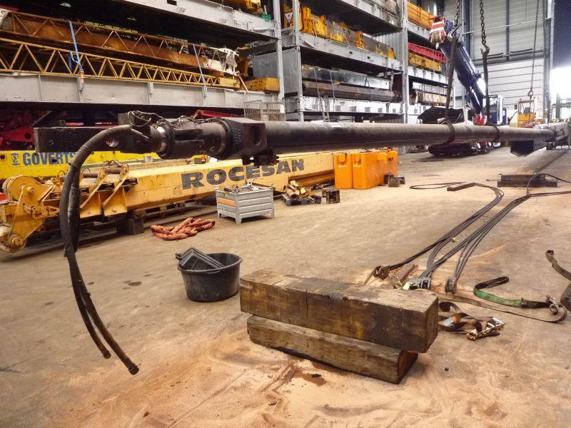 Krupp KMK 5140 Cilinders