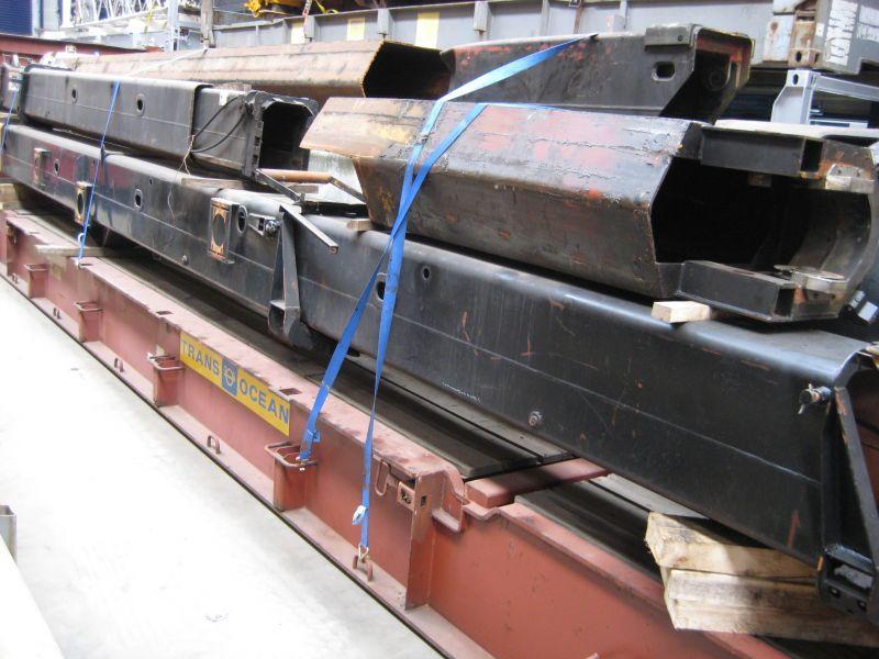 Liebherr LTM 1025 τμήμα μπούμας