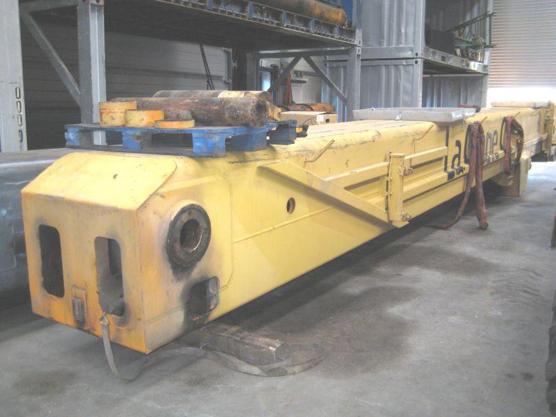 Krupp KMK 5160 Boom Sections
