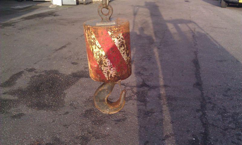 Hookblock 6 Ton horogszekrények