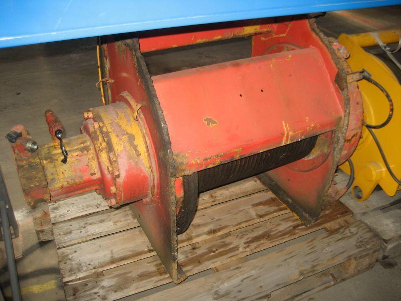 Kato NK 350 Winden