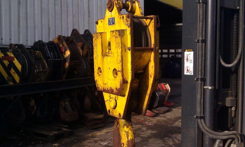 Hookblock 70 Ton άγκιστρο μπλοκ
