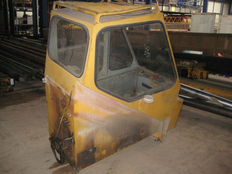Liebherr LT 1120 Cabina